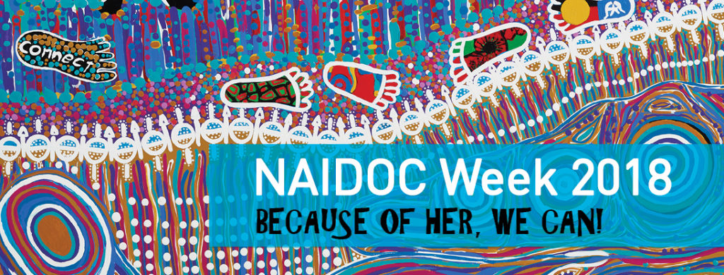 2018 National NAIDOC logo