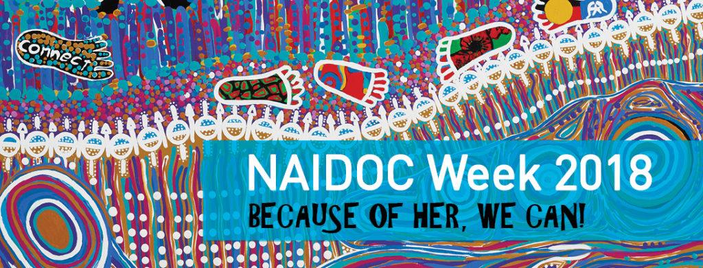 2018 National NAIDOC logo