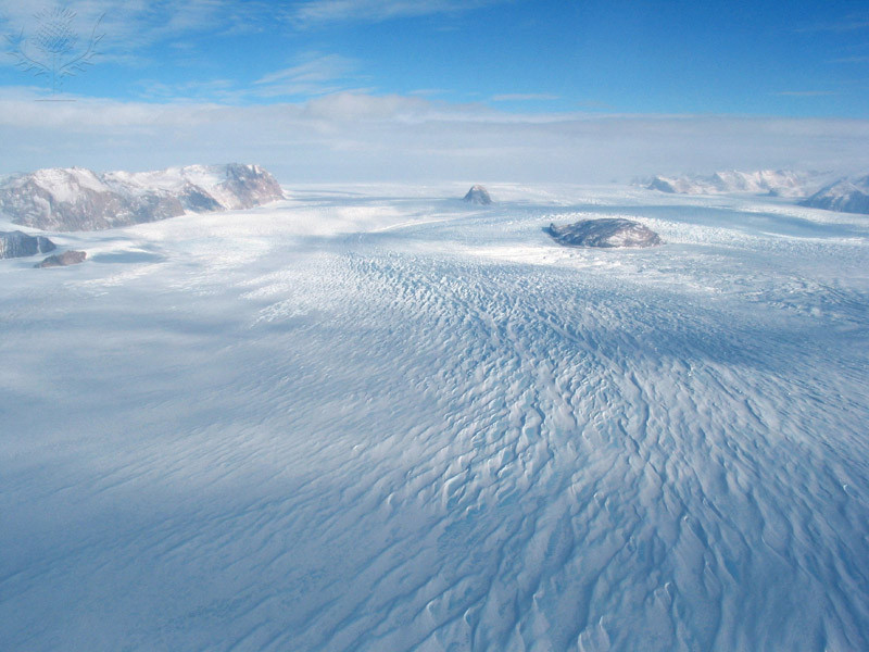 Reeves Glacier
