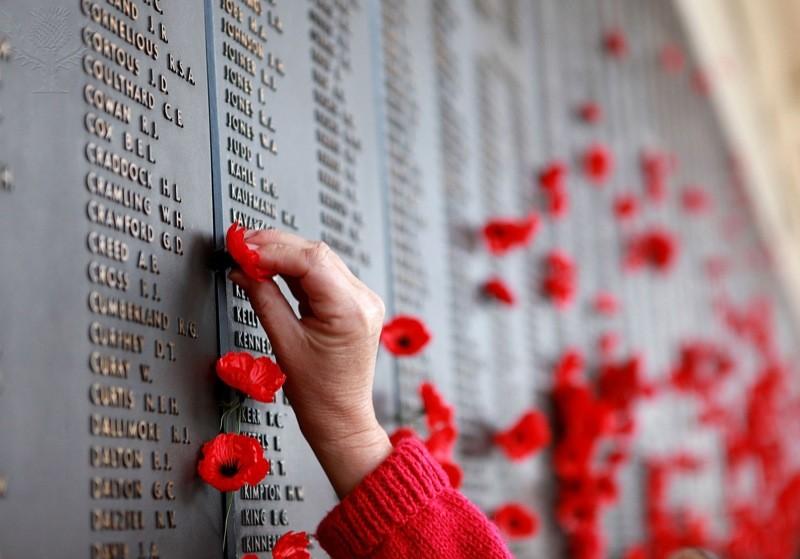 Remembrance Day Commemorated In Australia